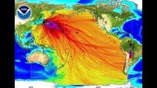 Радиация в Тихом океане. Что произошло на нашей Планете. Что произошло в мире.