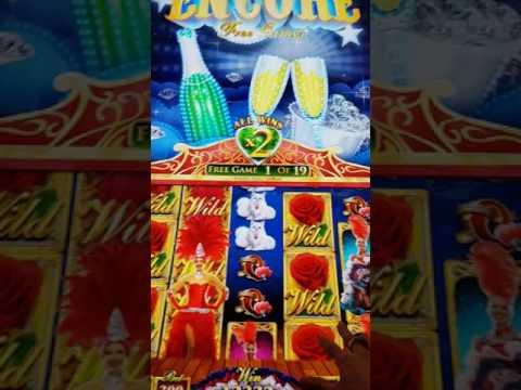 Can Can De Paris Slot Max bet Bonus