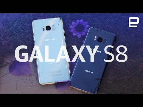 Samsung Galaxy S8 | Hands-On