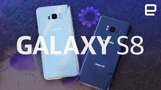 Samsung Galaxy S8 | Hands-On