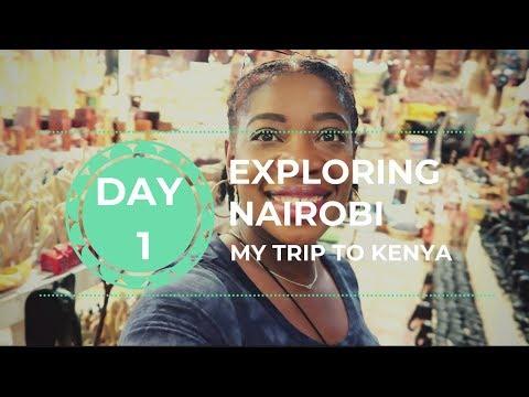 WORK TRAVEL | My Trip to Kenya! VLOG 2 of 5