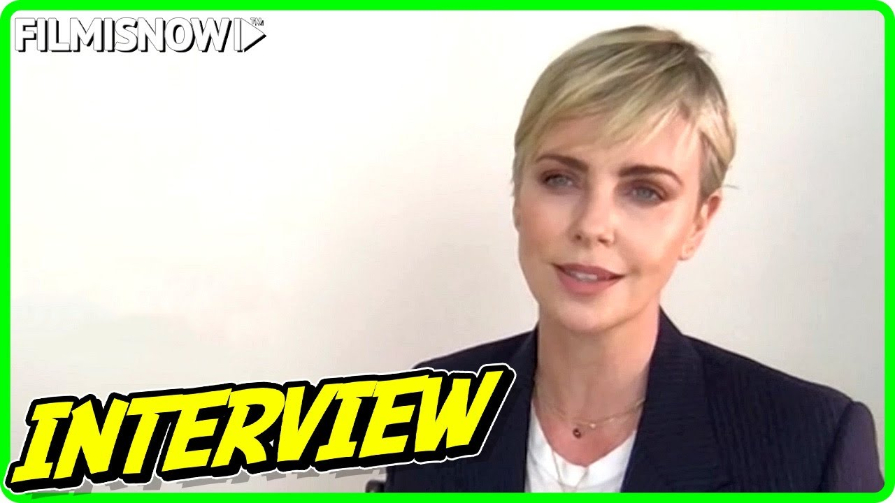 Charlize Theron Interview for THE OLD GUARD
