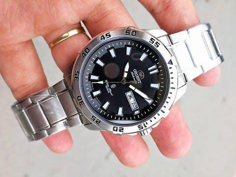 (Trên tay) Orient Sport Diver SEM7C002B0