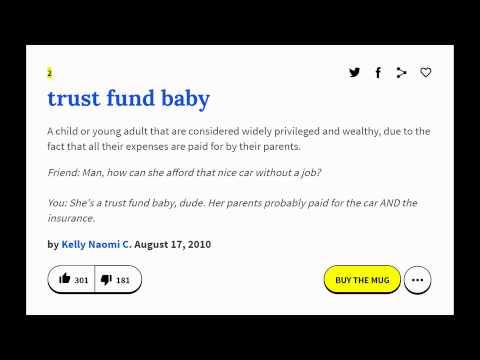 Trust Fund Baby (Rockefeller)