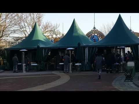 Disneyland Paris 2017 Safety Control
