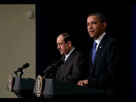 President Obama's Press Conference with Prime Minister Maliki