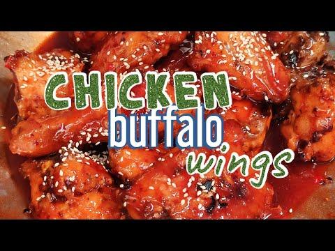 Buffalo Chicken Wings(The Easiest Crispy Buffalo Chicken Wings Recipe)Panlasang Pinoy/Lutong Pinoy
