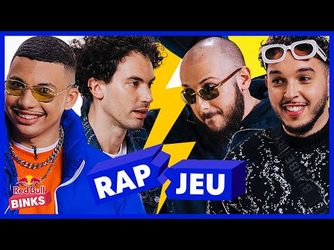 Caballero & Ico vs JeanJass & Di-Meh – Red Bull Rap Jeu #45