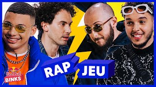 Caballero & Ico vs JeanJass & Di-Meh - Red Bull Rap Jeu #45