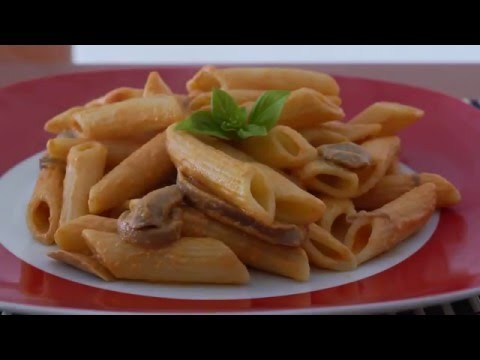 Pasta With Tomato Sauce And Sour Cream | Taurus Force |