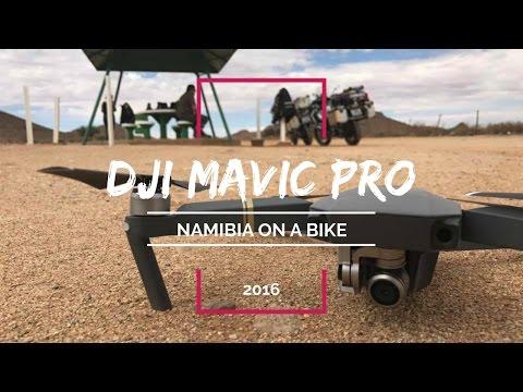 Namibia 2016 DJI Mavic Pro Drone