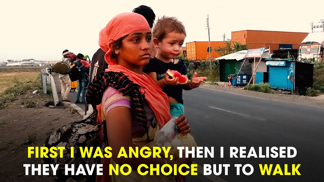 On The Frontline: First I Was Angry, Then I Realised They Have No Choice But To Walk