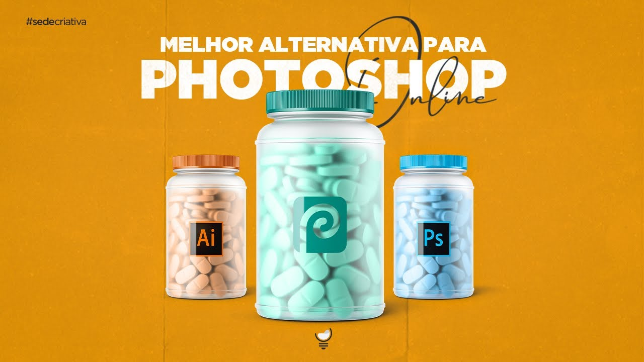 Melhor alternativa para Photoshop Online.