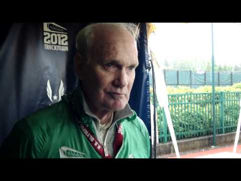 2012 Olympic Track & Field Trials: Bill Toomey Mixed Zone Interview