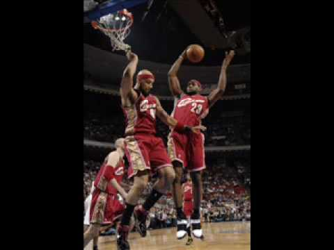 Game 6, 2009 Eastern Conference Finals Cleveland Cavaliers