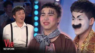 """TOP 5 chàng trai """"Độc"""" khiến Hoài Linh và Việt Hương cười lộn ruột trong Người Bí Ẩn"""