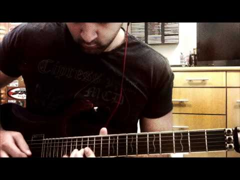 Mr. Big - Temperamental (Guitar Cover) -...
