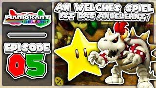 """""""An welches Spiel ist die Strecke angelehnt? 🤔"""" // Mario Kart DS Deluxe #05"""