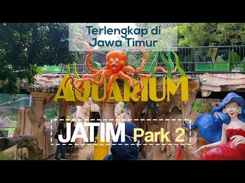 Aquarium | Noctural House - Batu Secret Zoo - Jatim Park 2 (Part 3)