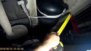 Модернизация пневмоподвески ARIDE на УАЗ патриот ч3 Фитинги, ресиверы.