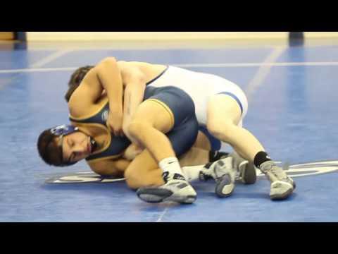 OCU Wrestling vs  Bacone, Wayland Baptist