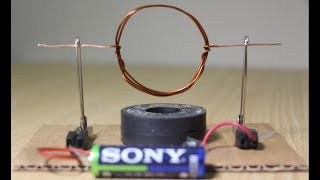Spinning homopolar motor make money from home speed for Homopolar motor science project