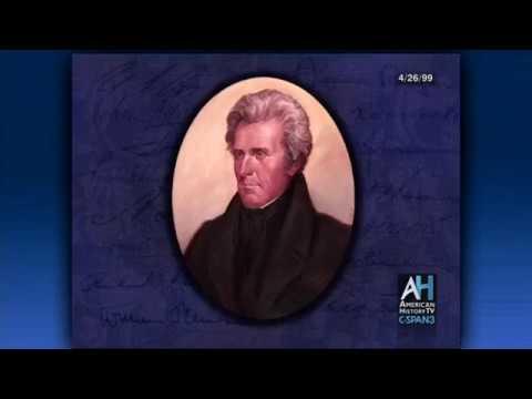 Life Portrait Andrew Jackson