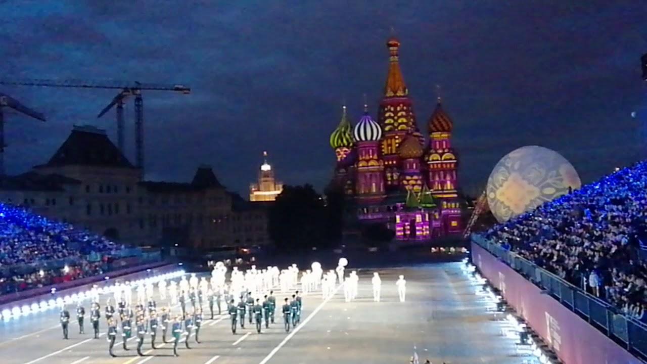 Spasskaya Kulesi festivali