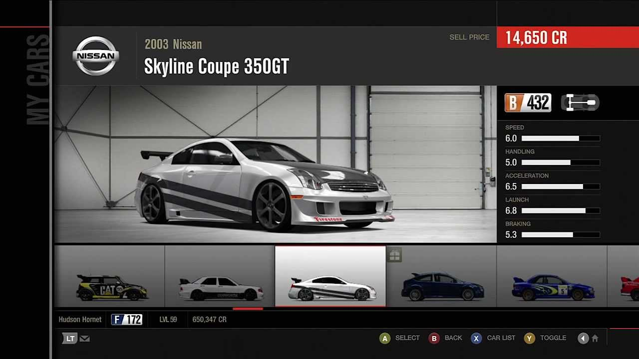 My Forza 4 Garage Youtube