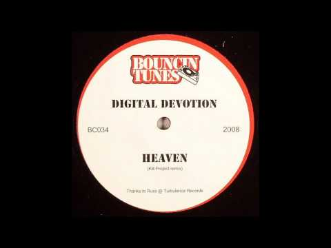 Digital Devotion - Heaven (kb project remix)