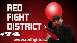 [Ep#74] Je lâche mon casque LIVE - Red Fight District 2014 part3