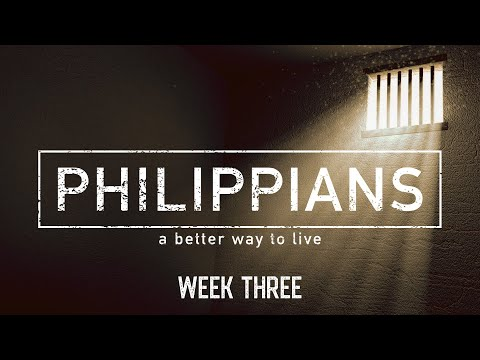 Philippians - Week 3