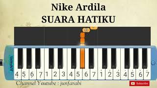 Nike Ardila Suara Hatiku Pianika Instrumental