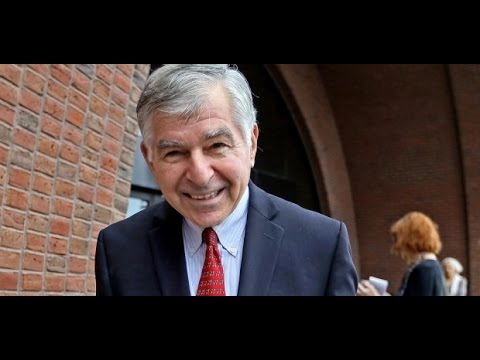 "Michael Dukakis Speaking on: ""The State of Our Nation"" 2016"
