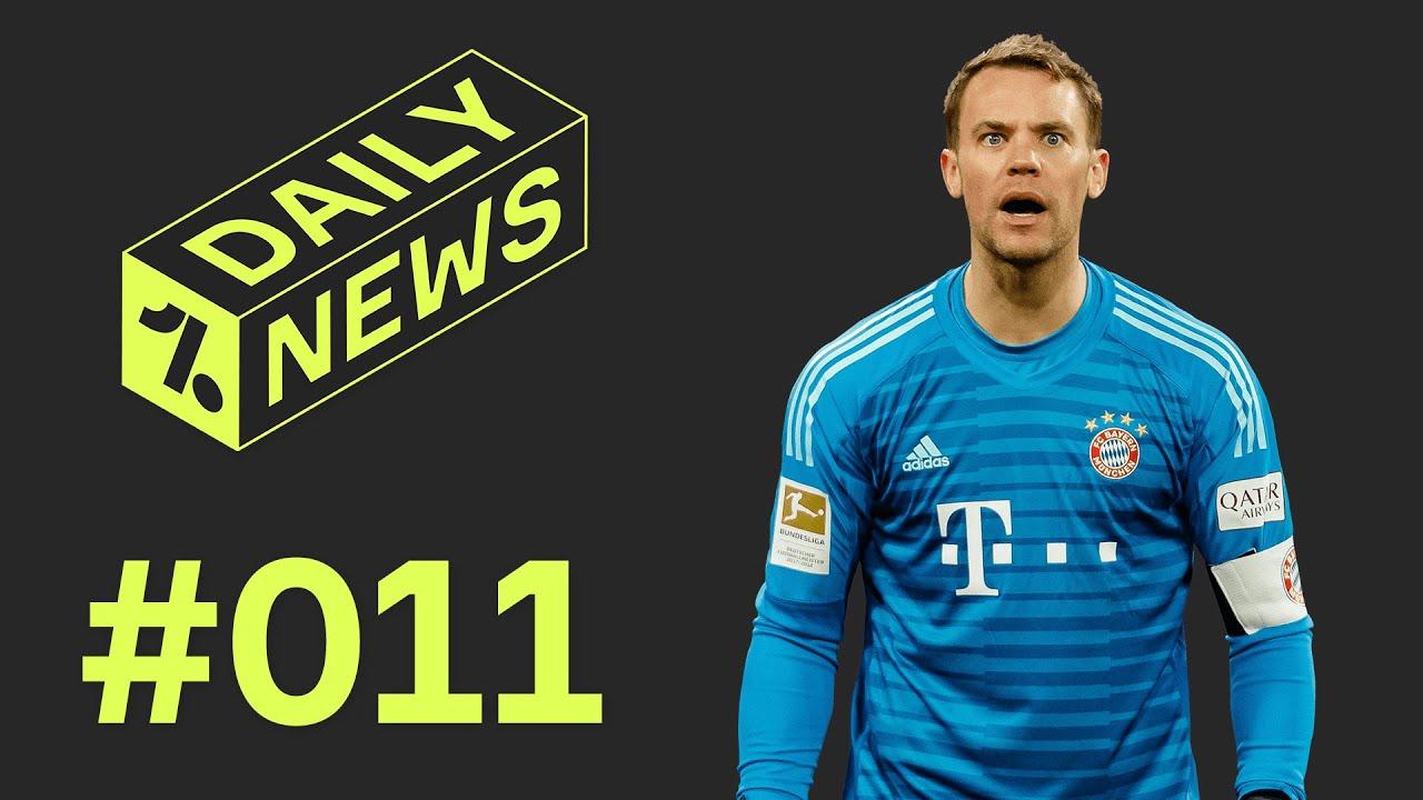 Was Macht Manuel Neuer