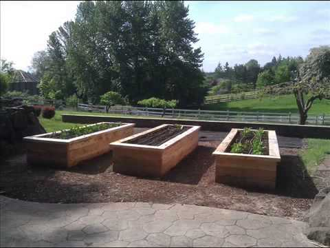 Elevated Garden Beds I Elevated Garden Beds YouTube
