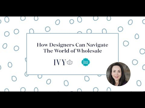 How Designers can Navigate the World of Wholesale
