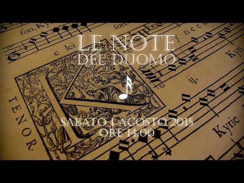 Le note del Duomo - visita nella Cattedrale di Milano