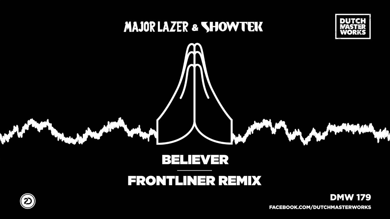major lazer believer audio download