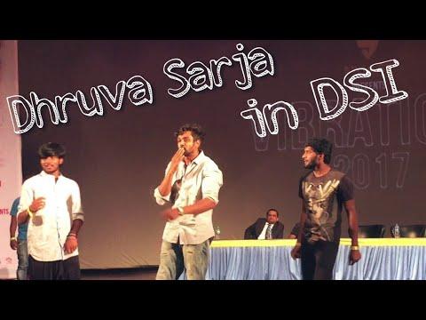 BHARJARI SOUNDU | DANCE COVER | BHARJARI | DHRUVA SARJA || Dayananda Sagar Institution