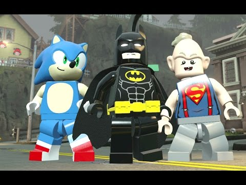 LEGO Dimensions - Goonies Adventure World 100% Guide (All Collectibles)