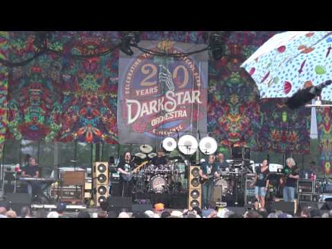 Dark Star Orchestra - full show - DSO Jubilee Legend Valley OH 5-27-17 HD tripod