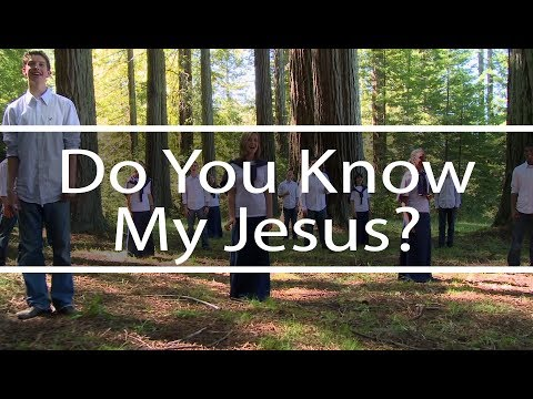 Do You Know My Jesus? | Steps To Christ | Fountainview Academy