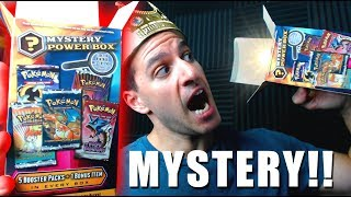 Video OPENING POKEMON MYSTERY POWER BOXES FROM WALMART! download MP3, 3GP, MP4, WEBM, AVI, FLV November 2017