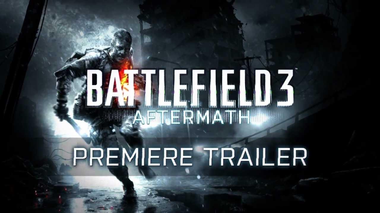 《戰地風雲 3:戰後餘生》首部預告片 - EA 藝電幫 - YouTube
