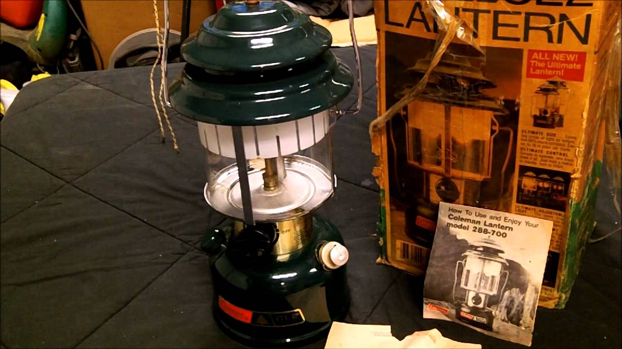 Coleman CL2 288700 Lantern  YouTube