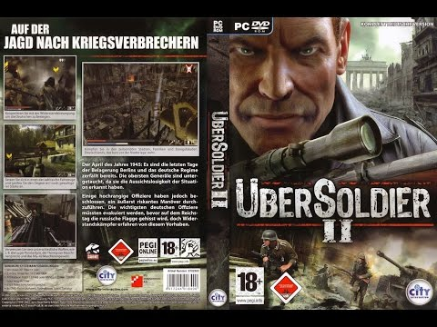 CRIMES of WAR/UBER SOLDIER II- Pc Gameplay Released 2007 1O80P60FPS