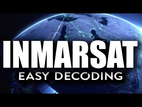 Inmarsat Decoding With A Simple Patch Antenna