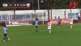 FATV 19/20 Fecha 14 - Torneo Apertura - UAI Urquiza 0 - Talleres 1