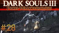 Dark Souls 3 Profi Walkthrough #28   Meister Gundyr